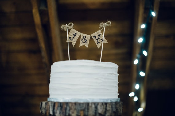 rustic wedding cake toppers canada personalized cake topper rustic country by thecraftandcupboard 19582
