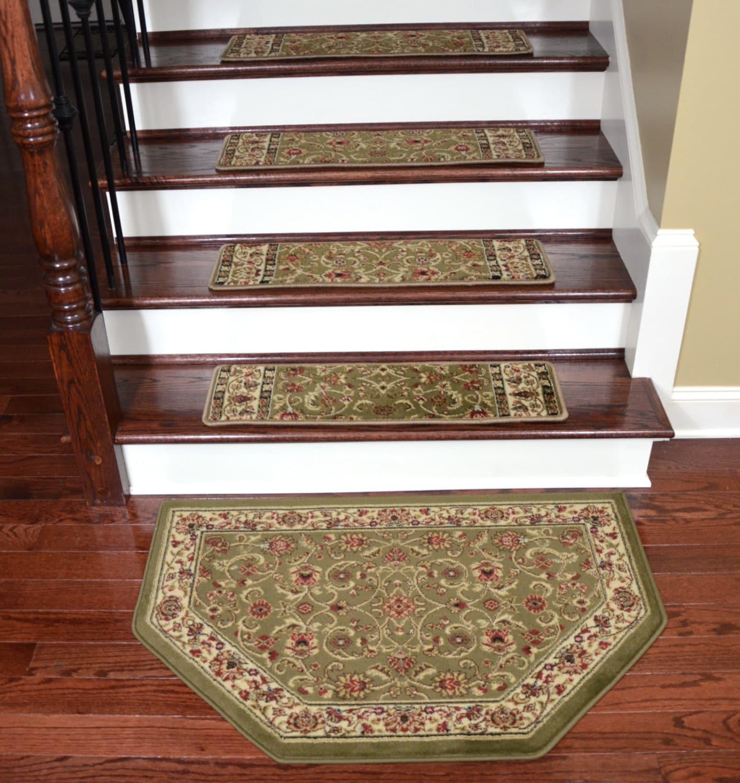 Pet Friendly Rugs Reviews: Dean Premium Tape Free Pet Friendly Carpet Stair Treads