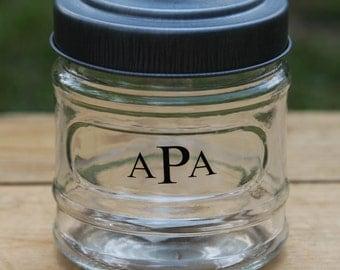Personalized Jar