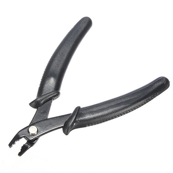 jewelry crimping pliers crimp tool alloy by christianhatsandmore. Black Bedroom Furniture Sets. Home Design Ideas