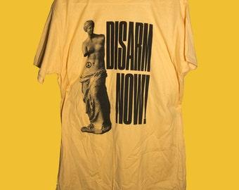 Disarm NOW Tee Shirt
