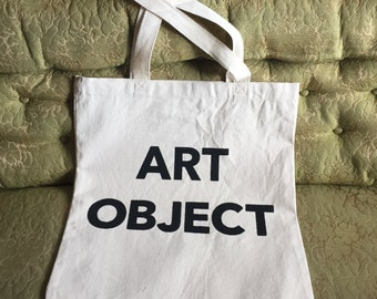 ART OBJECT TOTE