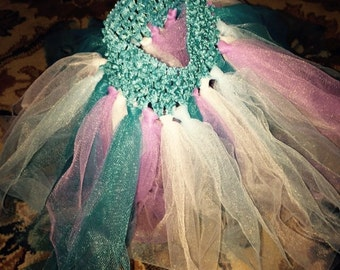 Blue/purple/pink tutu