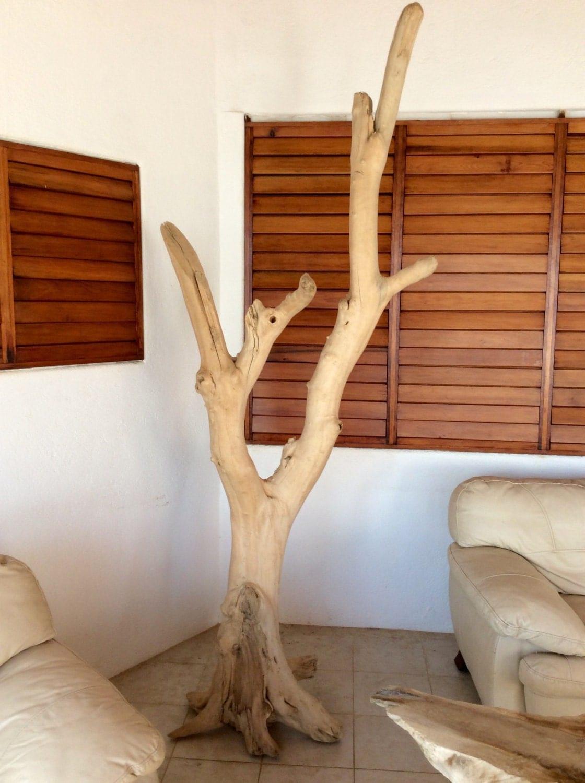 tree rustic stand coat tree coat rack wooden stand coat. Black Bedroom Furniture Sets. Home Design Ideas