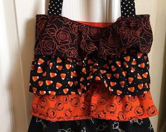 Halloween Frill Seeker Bag