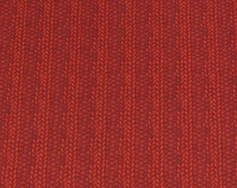 Realistic Knitted Sweater Fabric From Quilting Treasures