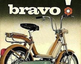 VESPA CIAO Piaggio Bravo SI Scooter workshop Manuals for Pv Px PXv SiM Mopeds
