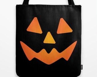 Halloween Tote Bag / Trick or Treat Bag