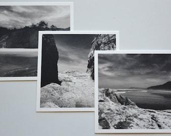 Hug Point Beach set of 3 prints