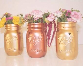 Vintage vases Mason ball