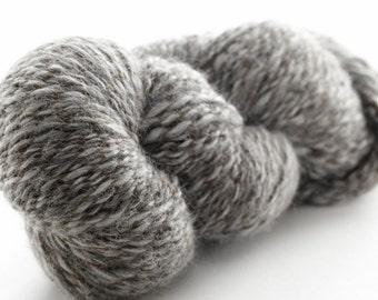 Peruvian Tweed - Pewter Brown