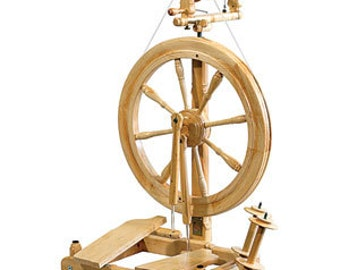 Kromski Sonata - Portable Spinning Wheel