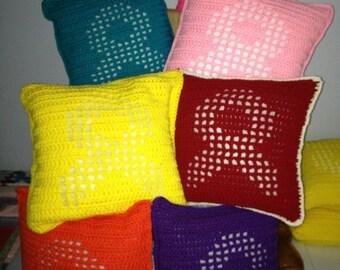 Survivor Cancer awareness pillow
