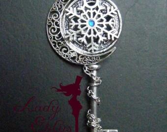 """Necklace key """"Awakening of Elsa"""""""