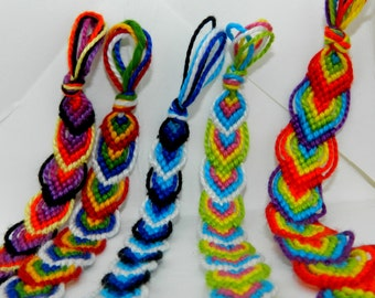 Leaves Friendship Bracelet