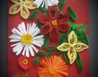 Quilled Greeting Card that you are going to love!