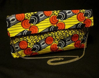 Portfolio of holiday with fabric African