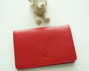 Card Case / Card holder / Leather card case / Leather card holder / Card wallet