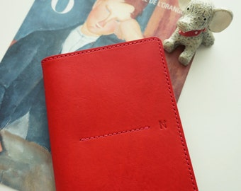 Passport case / Passport holder / Passport cover / Passport wallet / Leather passport case / Passport wallet