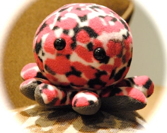Inky Pinky Octoplushie (DISCOUNTED!)