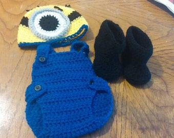 Minion Photo Prop - Made to order