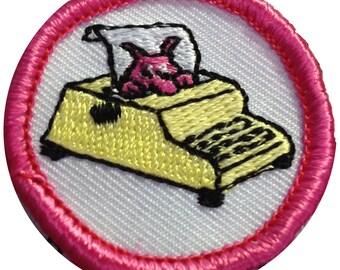 Typo Monster Merit Badge