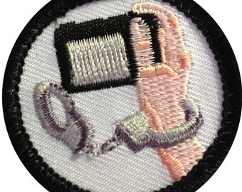 Criminal Photography Merit Badge