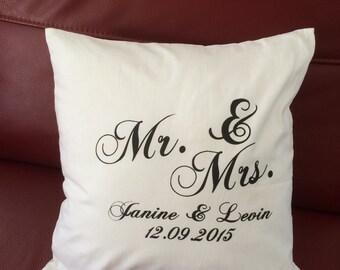Pillow pillow pillow wedding gift wedding