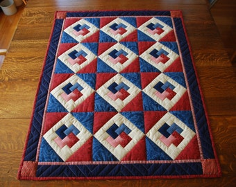 Card Tricks Wallhanging Quilt