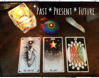 Past Present Future Reading       Divination Guidance Wisdom Spirituality MP3