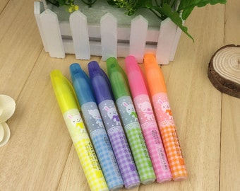 Cotton Roll Highlighter (Each order come with all the SIX colors )