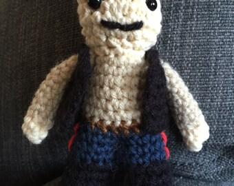 Han Solo doll