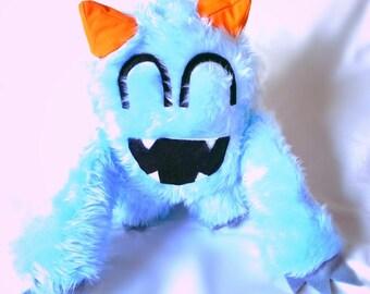 Cuddly Monster Plush