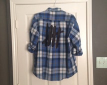 5 seconds of summer flannel (made to order)