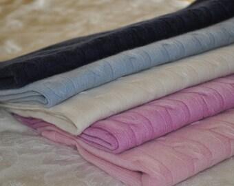 Santali 100% Cashmere Baby Blanket