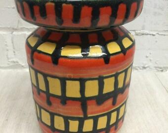 Mid-Centrury Handmade Vase