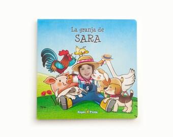 """Custom story Super Prota, """"La Granja"""""""