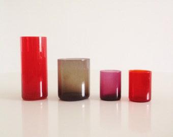 Set of decorative vases 60s