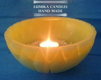 Luxury wax candle lanterns