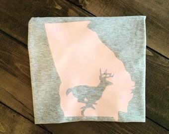 Georgia Deer Shirt
