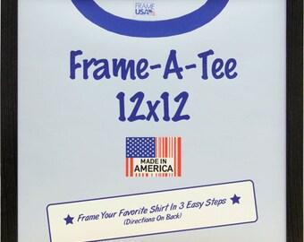 T-Shirt Frame - Small/Medium T-Shirts