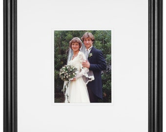 Wedding Signature Mat set for 11x14 photo