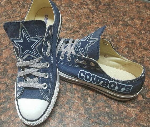 Dallas Cowboys Converse Shoes