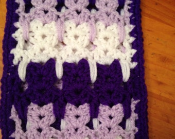 Cats on a fence scarf