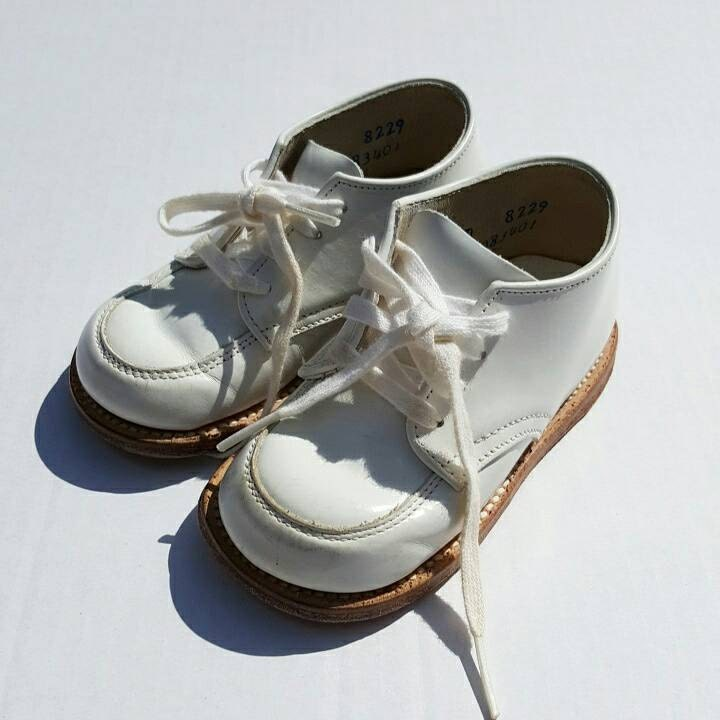 Vintage Stride Rite Baby Shoes