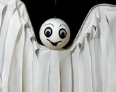 RESERVED FOR J. H. Halloween Decoration Outdoor Decor Hanging Ghost Friendly Flyer Yard Art