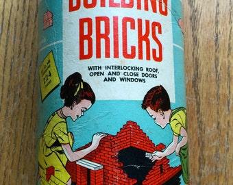 Auburn Building Bricks No 948 1940 Era