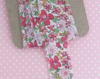 Frayed Floral Fabric Ribbon   Gift Wrap   Product Packaging