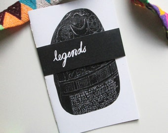 legends zine /// feminist retellings