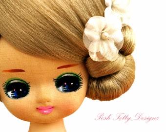 Diana's Portrait Pose Doll Portrait Gloss Photograph